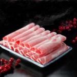 梅花肉火鍋片─放心肉