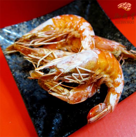御鼎屋 汶萊藍蝦鹽烤