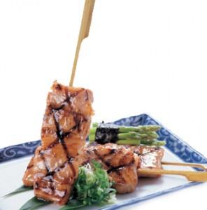 醃漬豬肉串