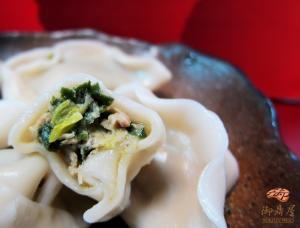 韭菜水餃-小
